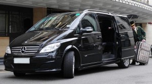 Faro airport transfers with Mercedes cars.